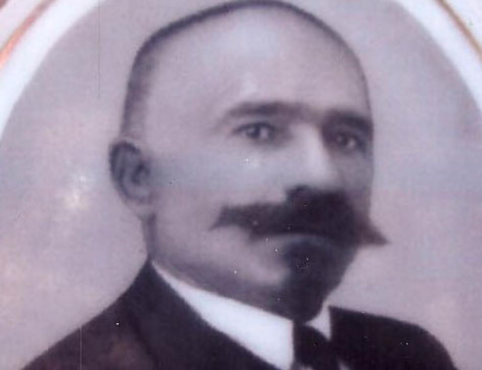 Miraš Dabetić učitelj iz Donje Ržanice